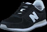 New Balance - U220BK Black 001