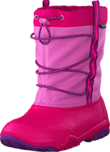 Crocs - Swiftwater Waterproof Boot K Party Pink/Candy Pink