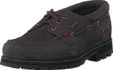 Sebago - Vershire Three Eye Dark Brown Leather