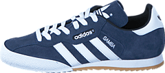 adidas Originals - Sam Super Suede Navy/Running White Ftw