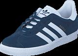 adidas Originals - Gazelle J Collegiate Navy/Ftwr White/Ftw