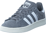 adidas Originals - Campus Grey Three F17/Ftwr White/Chal