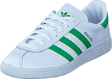 adidas Originals - Munchen Core White/Green/Gold Met.