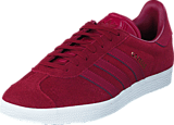 adidas Originals - Gazelle Collegiate Burgundy/Mystery Ru
