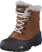 The North Face - Youth Shellista Extreme Brown/ Moonlight Ivory