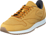 Reebok Classic - Cl Leather Ripple Wp Golden Wheat/Urban Grey/Chalk