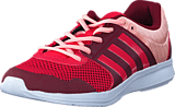 adidas Sport Performance - Essential Fun Ii W Collegiate Burgundy/Core Pink