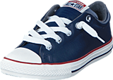 Converse - All Star Street Fleece Slip Midnight Navy/Terra Red/Egret