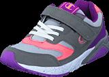 Champion - Low Cut Shoe Joy G Ps Willow Gray