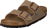 Birkenstock - Arizona Regular Soft Tabacco Brown