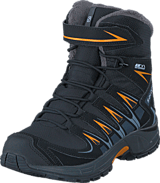 Salomon - Xa Pro 3D Winter Ts Cswp J Black/IndiaInk/Bright Marigold