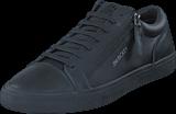 Jim Rickey - Zed Leather Black Mono