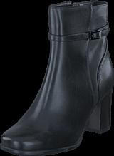Clarks - Kensett Diana Black Leather