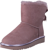 UGG Australia - Mini Bailey Bow II Metallic Dusk