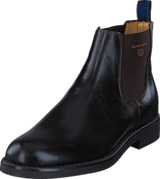 Gant - Oscar G46 Dark Brown Leather