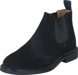 Gant - Spencer G00 Black Suede