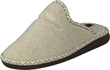 Hush Puppies - Felt Slipper 4901 Offwhite