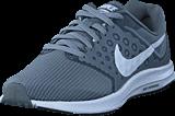 Nike - Downshifter 7 Wolf Grey/white/black