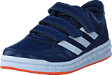 adidas Sport Performance - Altasport Cf K Noble Indigo/Ftwr White/Orange