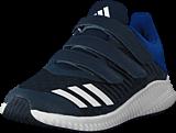 adidas Sport Performance - Fortarun Cf K Collegiate Navy/Ftwr Wht/Royal