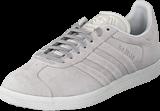 adidas Originals - Gazelle Stitch And Turn W Grey Two F17/Ftwr White