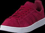 adidas Originals - Campus Stitch And Turn Mystery Ruby F17/Ftwr White