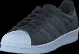 adidas Originals - Superstar J Core Black/Ftwr White