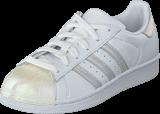 adidas Originals - Superstar J Ftwr White/Ftwr White