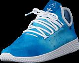 adidas Originals - Pw Hu Holi Tennis Hu Bright Blue/Ftwr White