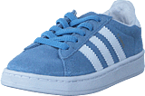 adidas Originals - Campus El I Ash Blue S18/Ftwr White