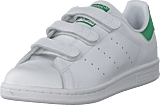 adidas Originals - Stan Smith Cf J Ftwr White/Ftwr White