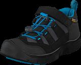 Keen - Hikeport Wp Black/blue Jewel