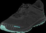 Viking - Apex II Junior Gore-Tex® Black/Ice Blue