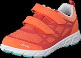Viking - Veme Vel Gore-Tex® Coral/Mint