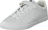 Hummel - Deuce Court White Jr White