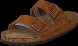 Birkenstock - Arizona Soft Regular Suede Mink