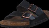 Birkenstock - Arizona Soft Smooth Leather Brown