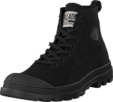 Palladium - Pampa Hi Knit Black