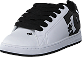 DC Shoes - Court Graffik Se Black/White/White