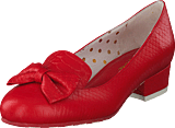 Lola Ramona - Alice Red Snake Embossed