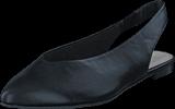 Bianco - Slingback Ballerina Black
