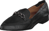 Bianco - Dress Chain Loafer Black