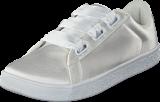Bianco - Satin Sneaker White