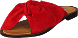 A Pair - 13-18996 Red Suede