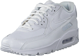 Nike - Air Max 90 Shoe White/white-white