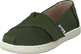Toms - Alpargata Tiny Pine Canvas