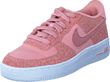 Nike - Nike Air Force 1 Lv8 (gs) Coral Stardust/rust Pink-white