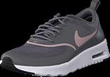 Nike - Wmns Nike Air Max Thea Gunsmoke/particle Rose-black