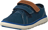 Timberland - Gateway Pier H & L Oxford Midnight Navy Canvas