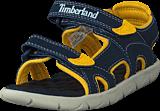 Timberland - Perkins Row 2-strap Black Iris